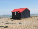 Fisherman's shed, RH