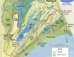 Nature reserve map