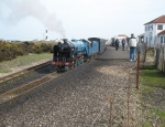 Railway at Dungeness