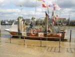 Rye Harbour trawler